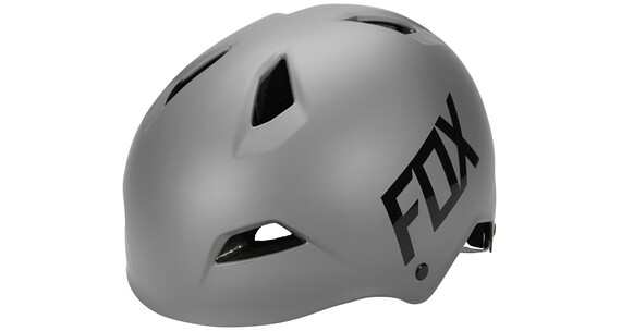 Fox Flight Hardshell Helmet Men grey